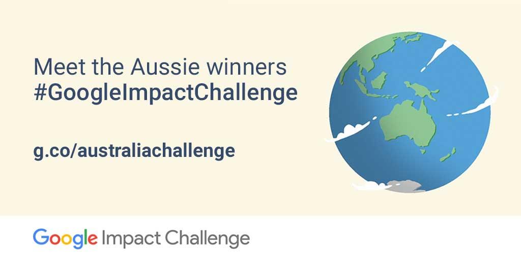 Google.org Impact Challenge Australia 2016
