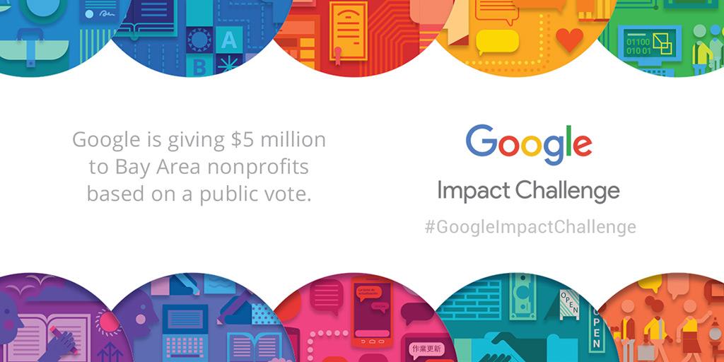 Google.org Impact Challenge Bay Area 2015