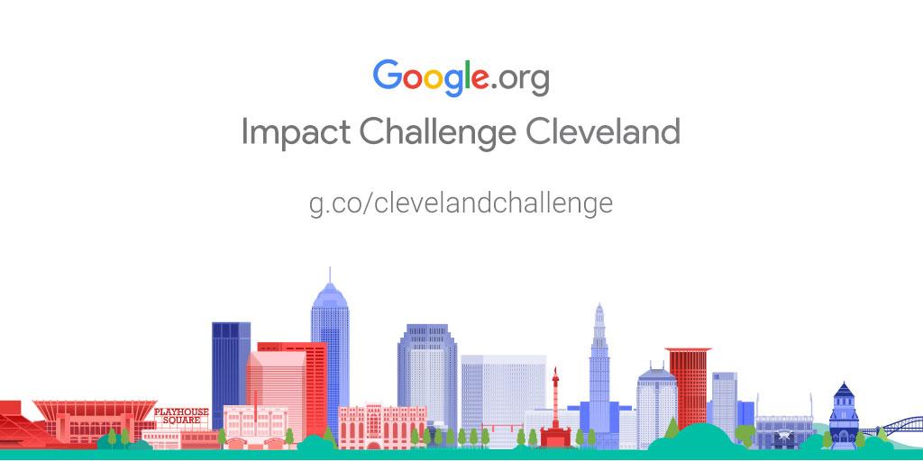 Google.org Impact Challenge Cleveland 2018