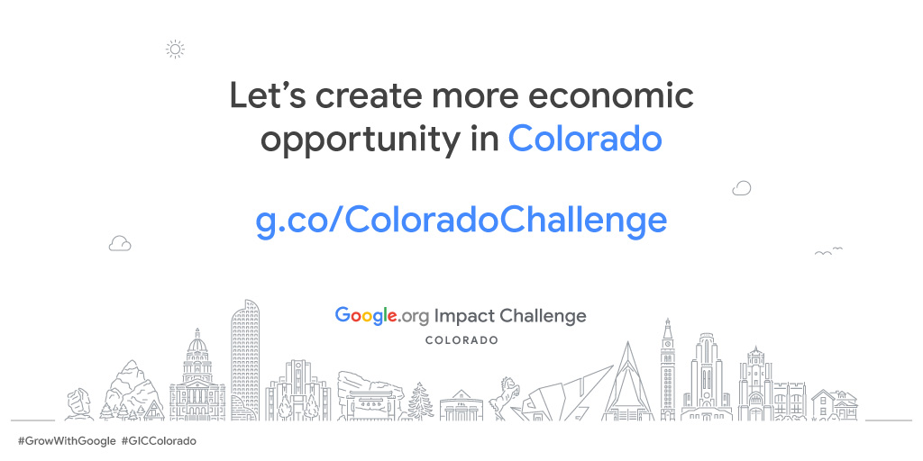 Google.org Impact Challenge Colorado 2019 | Rocky Mountain MicroFinance Institute (RMMFI)