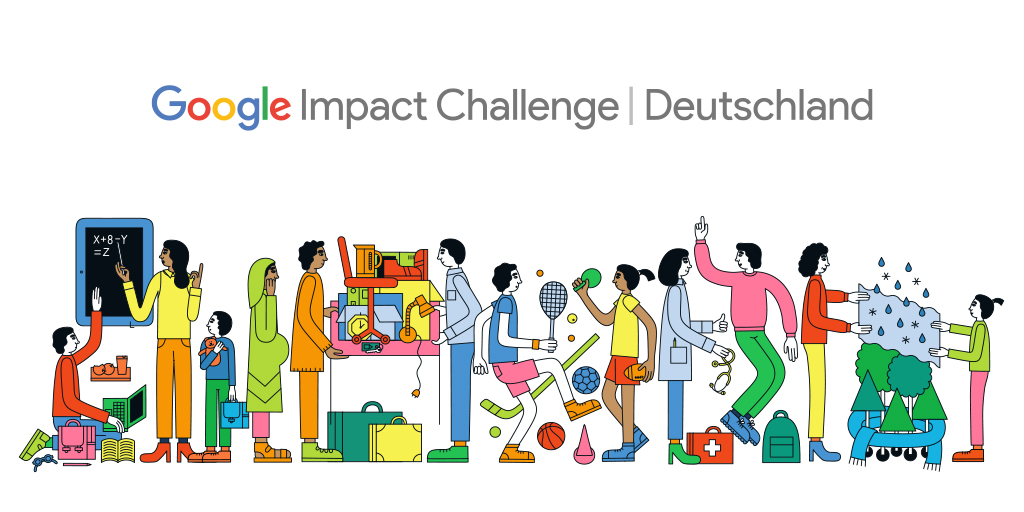 Google.org Impact Challenge Deutschland 2016 | MünchBürger e.V.