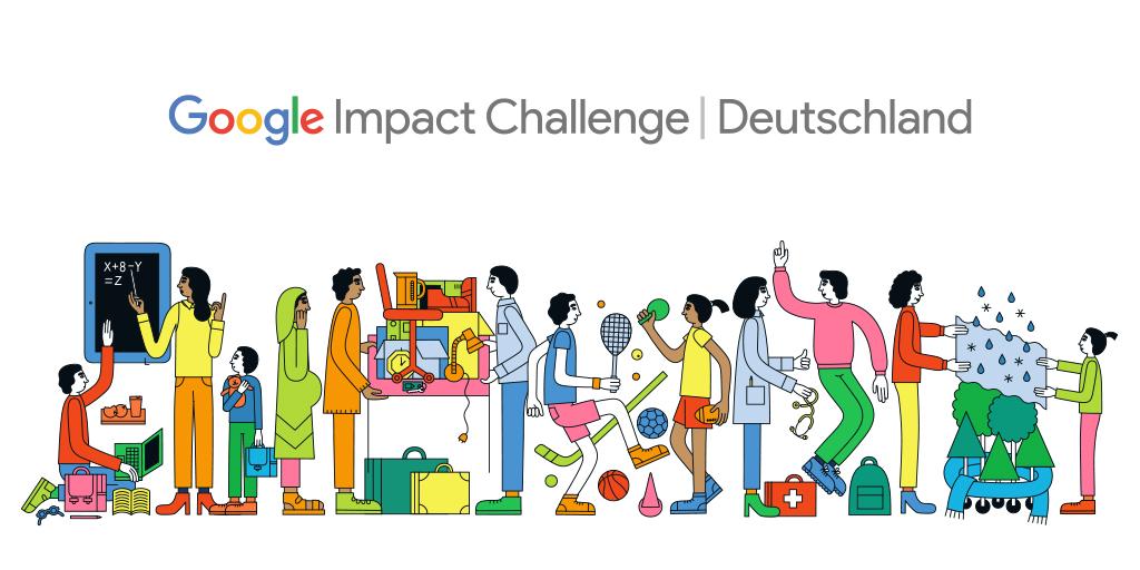 Google.org Impact Challenge Deutschland 2016
