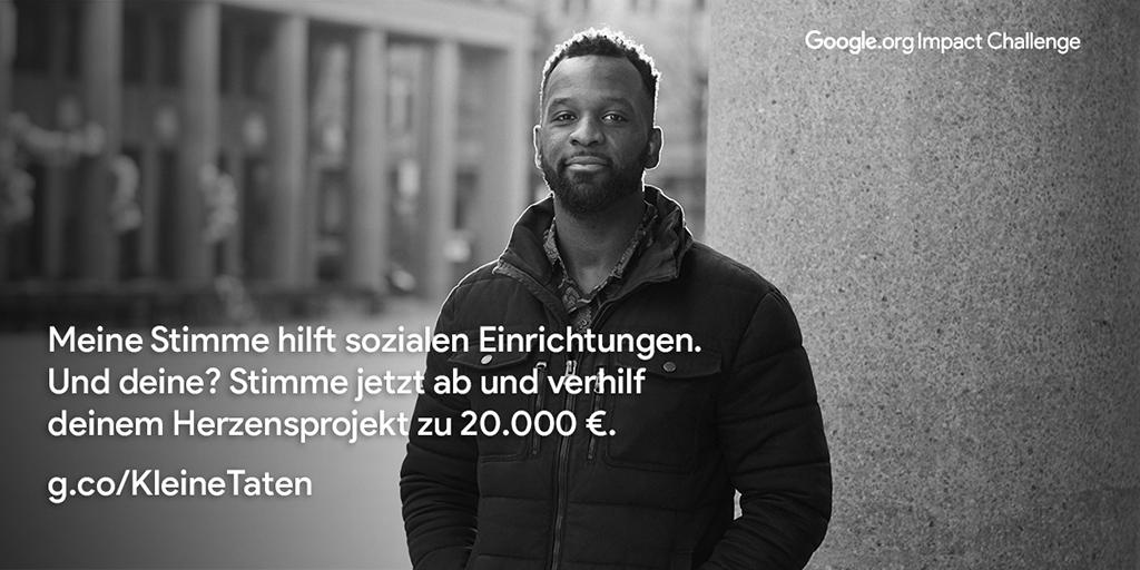 Google.org Impact Challenge | jukus