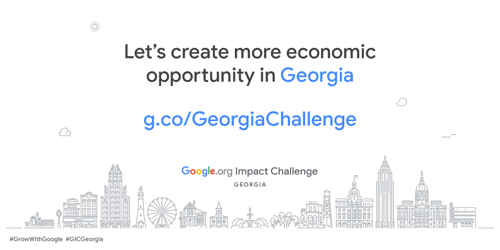 Google.org Impact Challenge Georgia 2019
