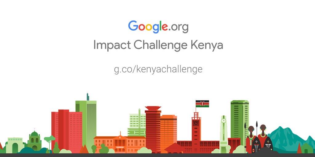 Google Impact Challenge Kenya
