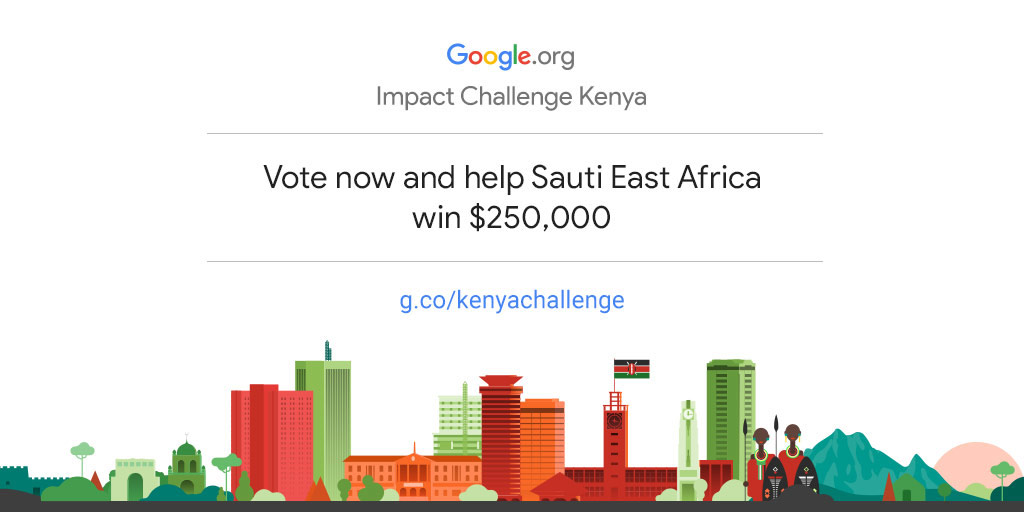 Empower Sauti East Africa to drive more community impact in Kenya