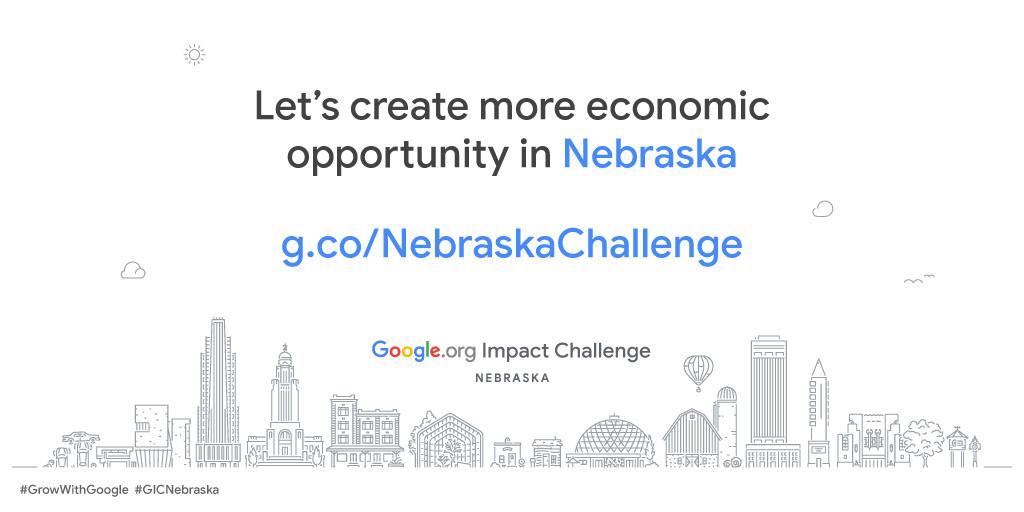 Google.org Impact Challenge Nebraska 2019 | New Americans Task Force: CareerLadder