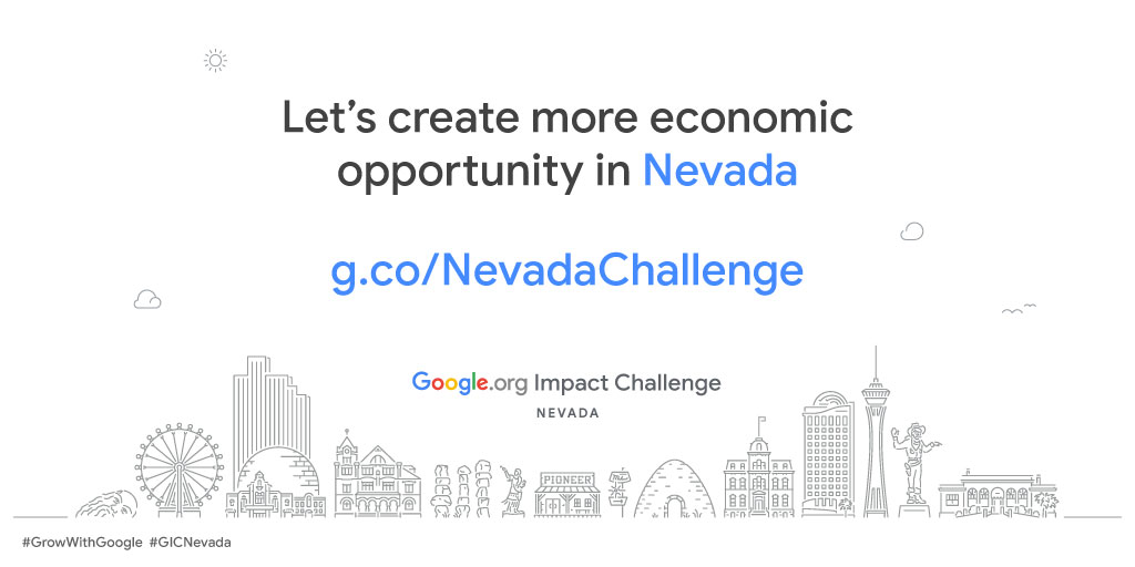 Google.org Impact Challenge Nevada 2019