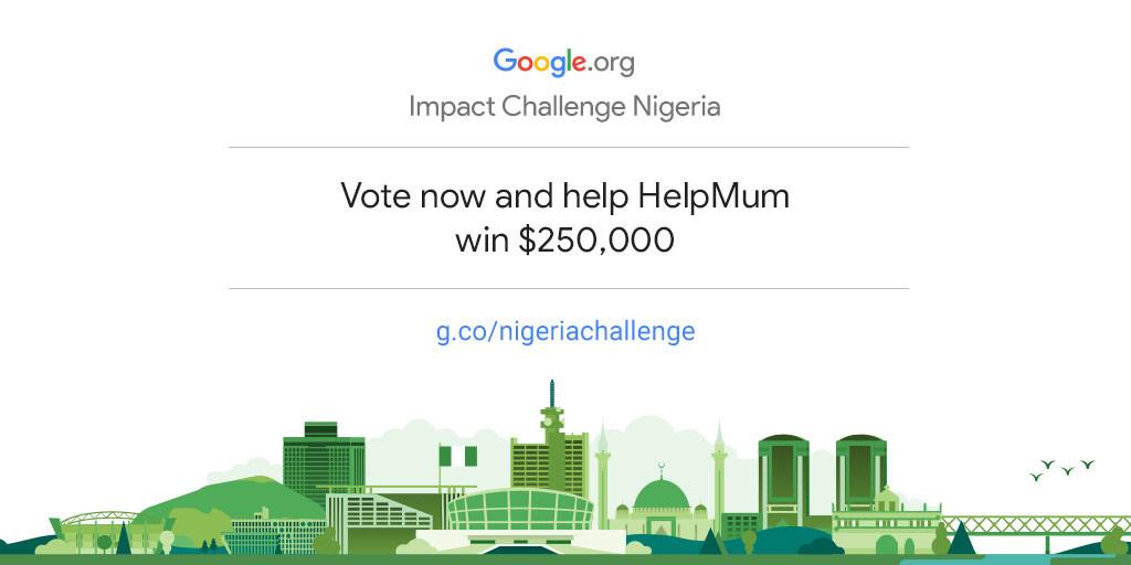Empower HelpMum to drive more community impact in Nigeria