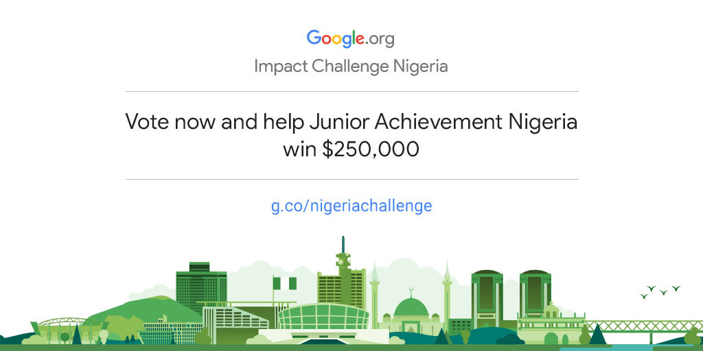 Empower Junior Achievement Nigeria to drive more community impact in Nigeria
