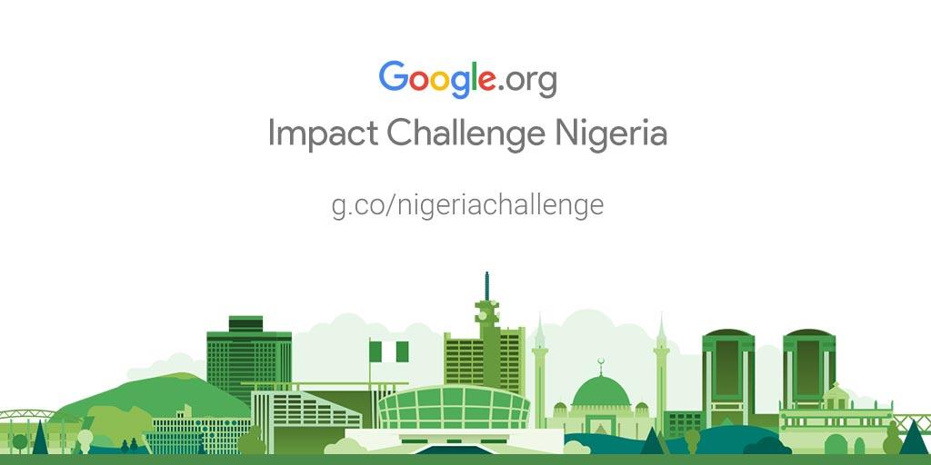 Google.org Impact Challenge Nigeria 2018