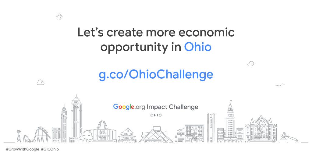 Google.org Impact Challenge Ohio 2019