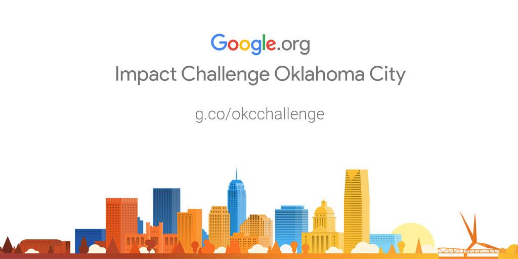 Google.org Impact Challenge Oklahoma City 2017