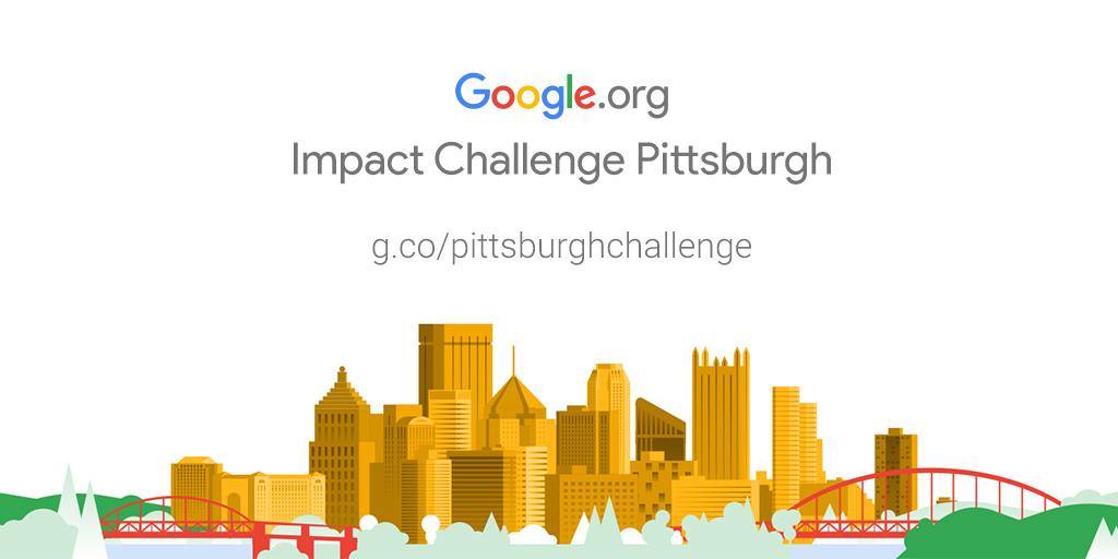 Google.org Impact Challenge Pittsburgh