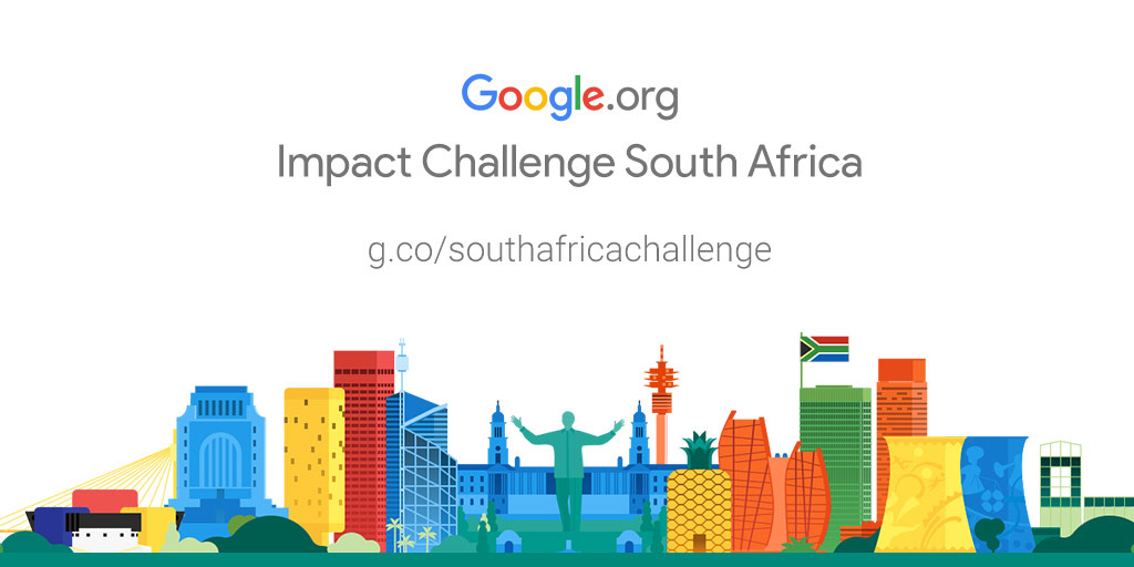Google.org Impact Challenge South Africa 2018