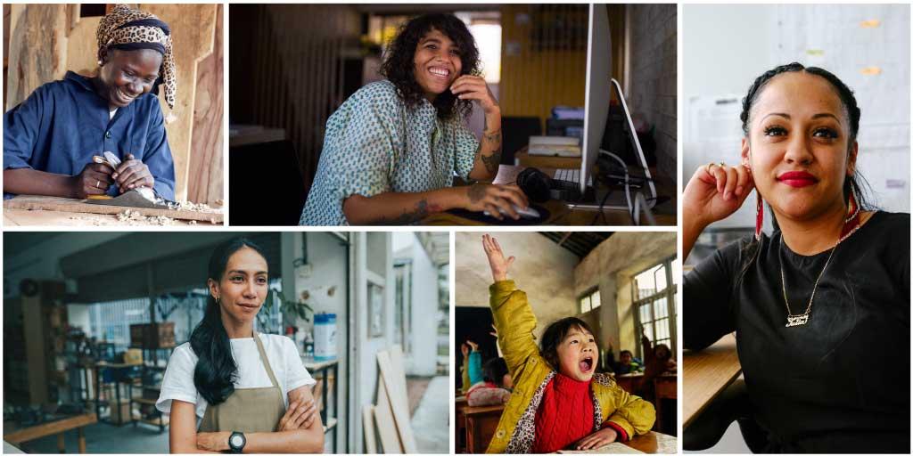 Google.org Impact Challenge para mulheres e meninas